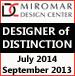 Miromar Design Center Designer of Distinction Award